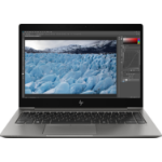 "HP ZBook 14u G6 Mobile workstation Silver 35.6 cm (14"") 1920 x 1080 pixels 8th gen Intel® Core™ i7 16 GB DDR4-SDRAM 512 GB SSD AMD Radeon Pro WX 3200 Wi-Fi 5 (802.11ac) Windows 10 Pro"