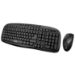 Adesso WKB-1330CB - 2.4 GHz Wireless Desktop Keyboard and Mouse Combo