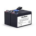 CyberPower RB1270X2E UPS battery Sealed Lead Acid (VRLA) 12 V 7 Ah