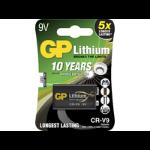 GP Batteries LITHIUM BATTERY 9V/CRV9