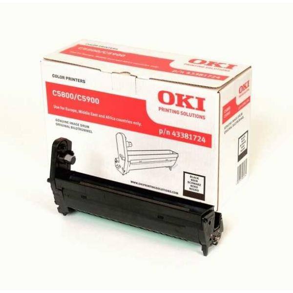 OKI 43381724 Drum kit, 20K pages