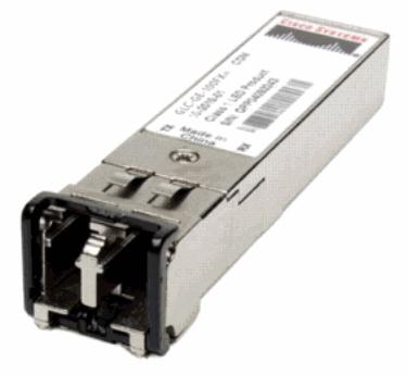 Cisco SFP-10G-LR-S= network transceiver module Fiber optic 10000 Mbit/s SFP+ 1310 nm