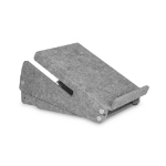 "BakkerElkhuizen Ergo-Top 320 Circular Notebook stand Grey 38.1 cm (15"")"
