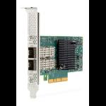 Hewlett Packard Enterprise Ethernet 10/25Gb 2-port 640SFP28 Internal 100000 Mbit/s 817753-B21