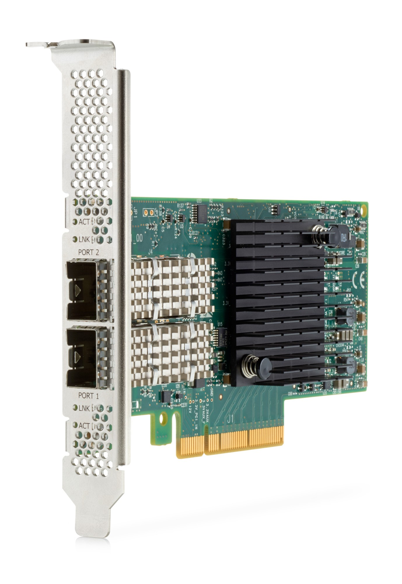 HPE 2-port, 10/25GbE 640SFP28 adapter