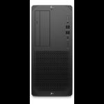 HP Z1 G6 DDR4-SDRAM i7-10700K Tower 10th gen Intel® Core™ i7 32 GB 1512 GB SSD Windows 10 Pro Workstation Black