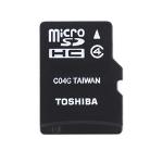 Toshiba HIGH SPEED M102 16GB 16GB MicroSDHC Class 4 memory card