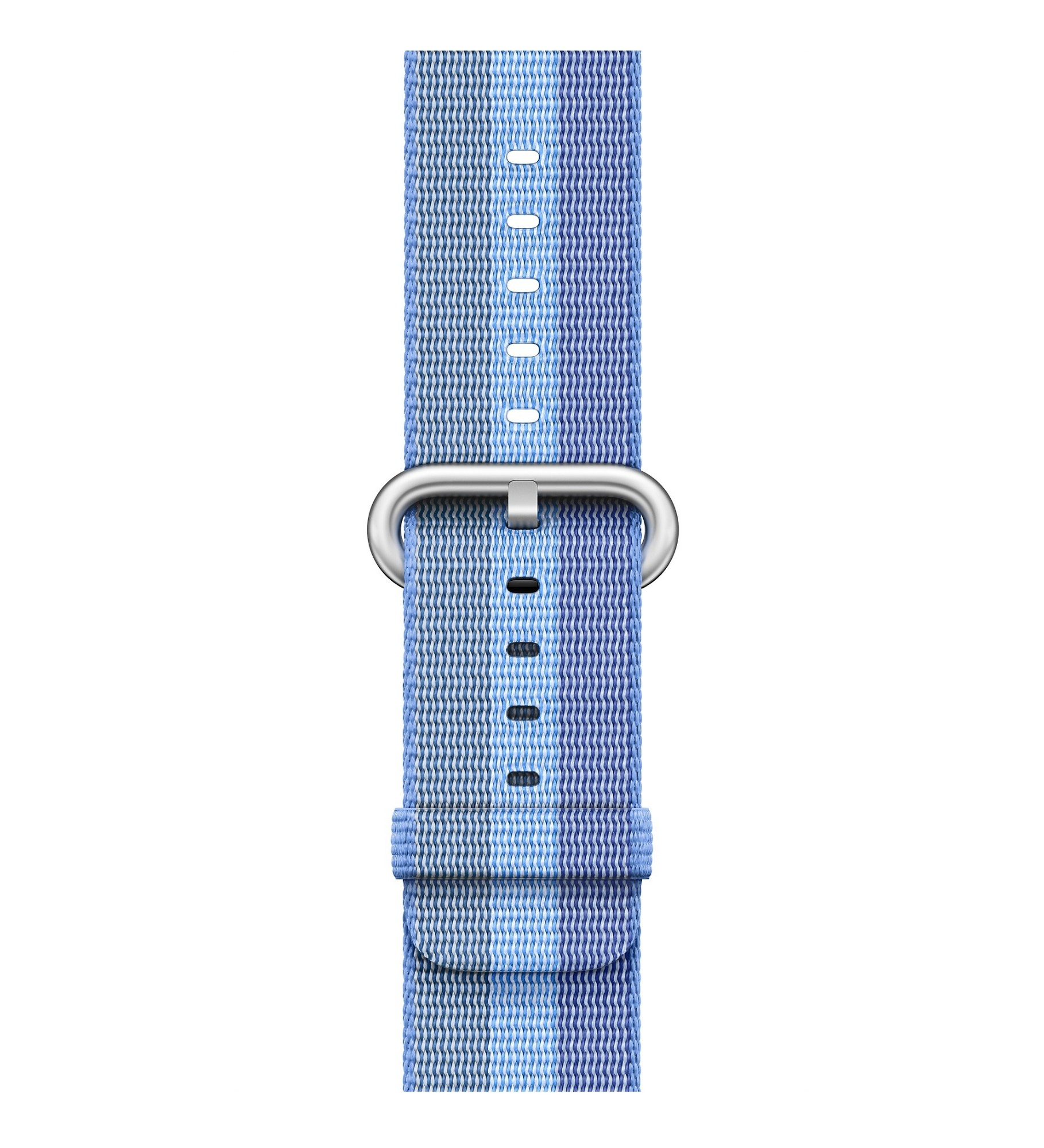 Apple 38mm Tahoe Blue Woven Nylon
