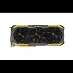 Zotac GeForce GTX 1070 Ti AMP Extreme GeForce GTX 1070 8GB GDDR5
