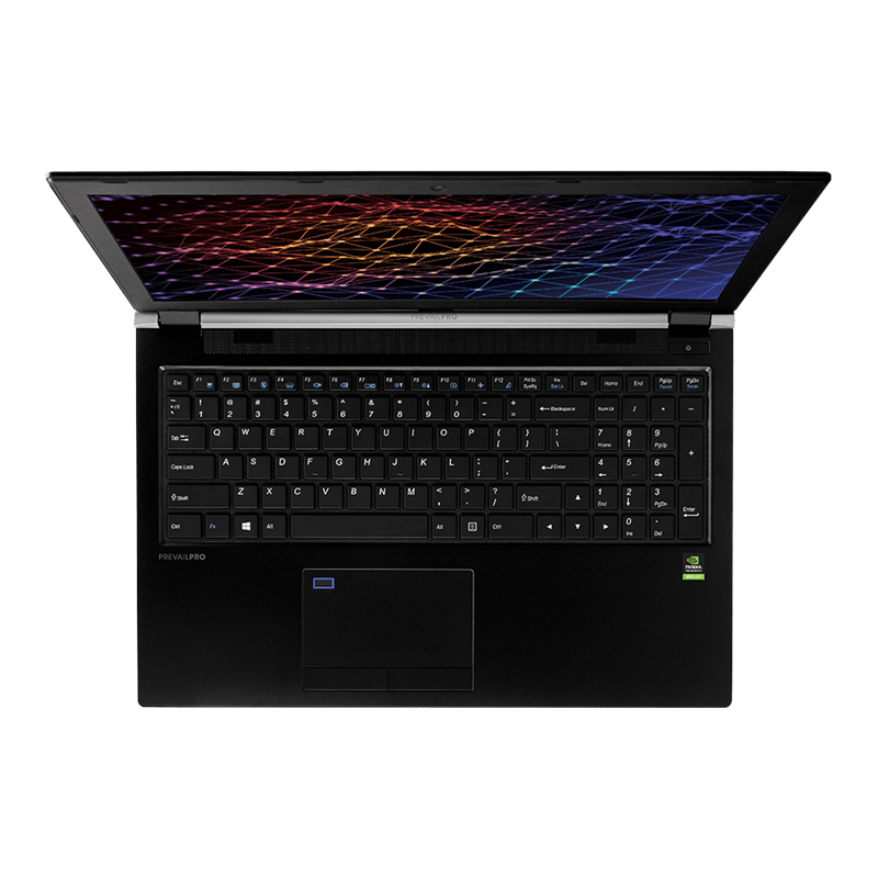 "PNY PREVAILPRO P4000 2.8GHz i7-7700HQ 15.6"" 3840 x 2160pixels Black Mobile workstation"