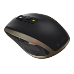 Logitech MX Anywhere 2 mouse RF Wireless+Bluetooth Laser 1600 DPI Right-hand