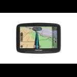 "TomTom Start 42 EU 45 Handheld/Fixed 4.3"" Touchscreen 235g Black navigator"