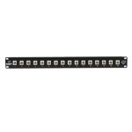 Black Box JPM395A patch panel 1U