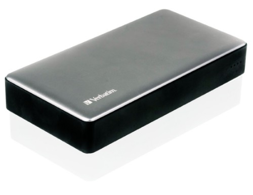 Verbatim 49577 power bank Silver 20000 mAh