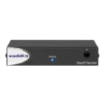 Vaddio EasyIP 20 - 20000 Hz Black Ethernet LAN