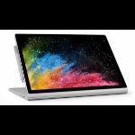 "Microsoft Surface Book 2 Silver Hybrid (2-in-1) 38.1 cm (15"") 3240 x 2160 pixels Touchscreen 1.90 GHz 8th gen Intel® Core™ i7 i7-8650U"