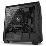 NZXT H700i Midi-Tower Black computer case