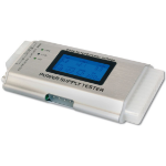 Microconnect CAB-TEST7 power supply tester Stainless steel,White