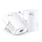 TP-LINK TL-PA7017PKIT(FR) 1000 Mbit/s Ethernet LAN Wit 2 stuk(s)