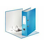 Leitz 180° WOW ring binder Cardboard Blue