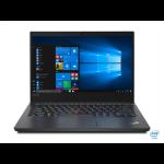 """Lenovo ThinkPad E14 Notebook Black 35.6 cm (14"""") 1920 x 1080 pixels 10th gen Intel® Core™ i7 8 GB DDR4-SDRAM 256 GB SSD Wi-Fi 6 (802.11ax) Windows 10 Pro"""