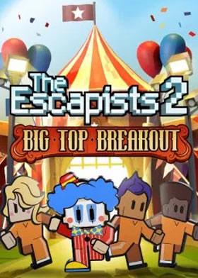 Nexway The Escapists 2 - Big Top Breakout (DLC) Video game downloadable content (DLC) PC Español