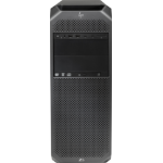 HP Z6 G4 4216 Tower Intel Xeon Silver 16 GB DDR4-SDRAM 1512 GB HDD+SSD Windows 10 Pro Workstation Black