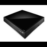 Seagate Personal Cloud 2-Bay 4 TB 4000GB Desktop Black disk array