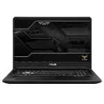"ASUS TUF Gaming FX705GM-EV101T Black Notebook 43.9 cm (17.3"") 1920 x 1080 pixels 2.20 GHz 8th gen Intel® Core™ i7 i7-8750H"