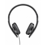Sennheiser HD 2.20 S Diadema Binaural Alámbrico Negro auriculares para móvil