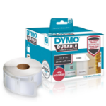 DYMO 1933083 DirectLabel-etikettes, 25mm x 25mm, Pack qty 1700