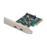 Microconnect MC-USB3.1-2C Internal USB 3.1 interface cards/adapter