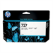 HP B3P23A (727) Ink cartridge bright black, 130ml