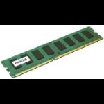 Crucial 8GB DDR3 1600 MHz (PC3-12800) 240-pin RDIMM 8GB DDR3 1600MHz ECC memory module