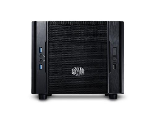 Cooler Master Elite 130 computer case Cube Black