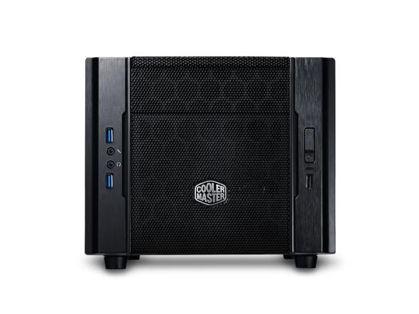 Cooler Master Elite 130 Cube Black computer case