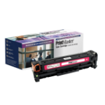 PrintMaster Magenta Toner Cartridge for HP Laserjet Pro 200 Color M 251 NW/-MFP M 276 NW, Canon LBP 7100/7110 Series