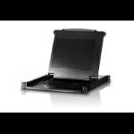 """Aten CL1000M 17"""" 1280 x 1024pixels Black rack console"""