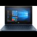 "HP ProBook x360 11 G5 EE Hybride (2-in-1) Blauw 29,5 cm (11.6"") 1366 x 768 Pixels Touchscreen Intel® Celeron® N 4 GB DDR4-SDRAM 128 GB SSD Wi-Fi 6 (802.11ax) Windows 10 Pro"