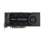 HP NVIDIA Quadro K4000 Quadro K4000 3GB GDDR5