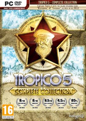 Nexway Tropico 5 - Complete Collection vídeo juego PC/Mac/Linux Español
