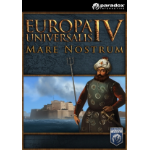 Paradox Interactive Europa Universalis IV: Mare Nostrum Video Game Downloadable Content (DLC) PC/Mac/Linux