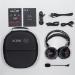 XPG PRECOG headphones/headset Head-band Black