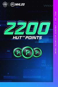 Microsoft NHL 20 2200 Points Pack