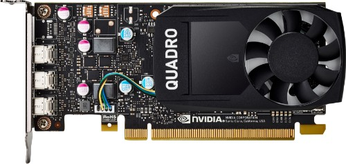HP NVIDIA Quadro P4000 (8GB) Graphics Card