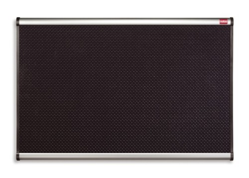 Nobo Black Foam Notice Board 900x600mm