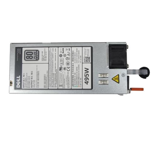 DELL 450-AEBM power supply unit 495 W Grey