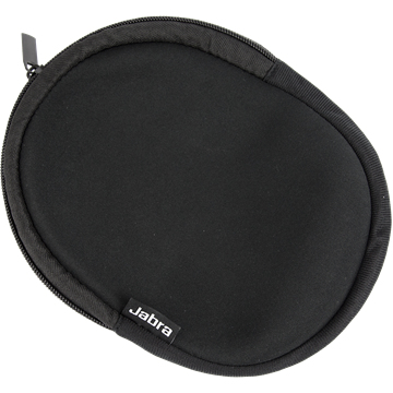Jabra 14101-47 Headset Pouch Neoprene Black peripheral device case