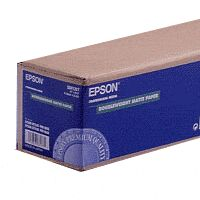 Epson Doubleweight Matte Paper Roll, 44