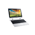 "Acer Aspire Switch 10 SW5-012-14HK 1.33GHz Z3735F 10.1"" 1280 x 800pixels Touchscreen Silver Hybrid (2-in-1)"